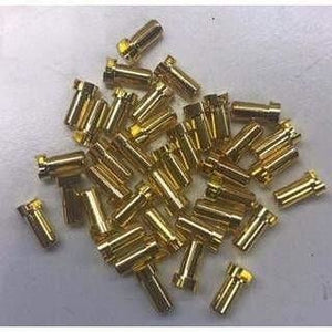 Team EAM 5mm Gold Plated Bullets