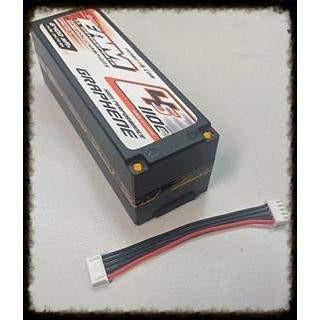 Team EAM 5200, 120C 4S Graphene Lipo