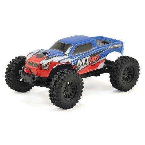 Team Associated MT28 Micro Monster Truck