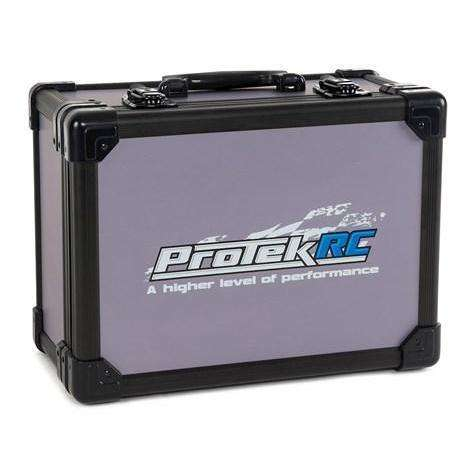 Protek Radio Hard Radio Case.  No Foam insert