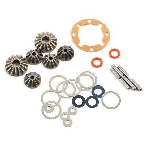 Team Associated B64 Gear Diff Rebuild Kit