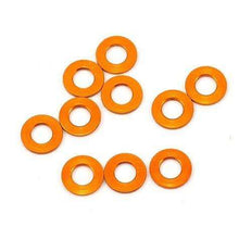 XRAY T4 Alu Shim 3X6X1.0MM - Orange or Black