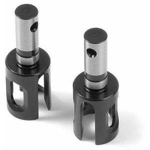 Xray XB4 Gear Diff Outdrive Adapters in Spring Steel