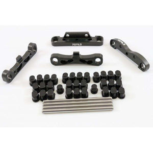 7075it Hot Bodies 817 Full Front and Rear Suspension Holder Kit