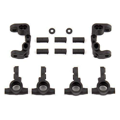 B6.1 Caster and Steering Blocks