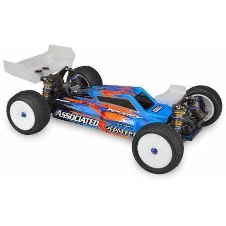 JConcepts F2 B64 Lightweight Body with Aero Wing