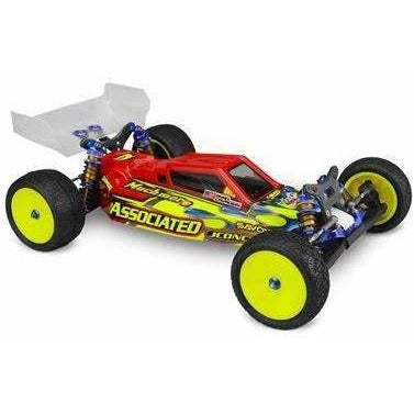 JConcepts F2 B6  Body with Aero Wing.