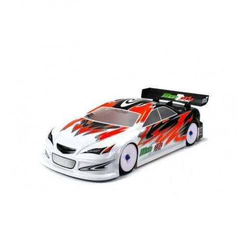Mon-Tech Naxda 2.0 Touring Car Body.  Super Light