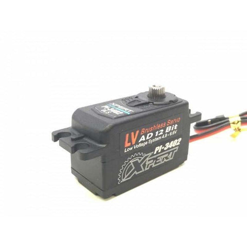 Xpert PI-3402 Low Profile TC Servo