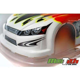Mon-Tech IS-200 190MM Touring Car Body.  Light and Super Lightweight