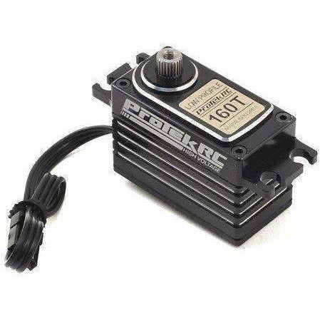 ProTek 160T/S Low Profile Digital Servo.