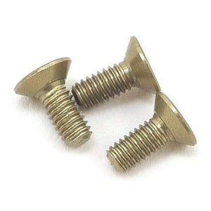 Team Trinity Aluminum Sensor Board Screws (3pcs)