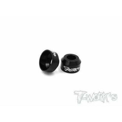 Tworks Alumn Drive Shaft Safty Collar for Xray XB2/XB4