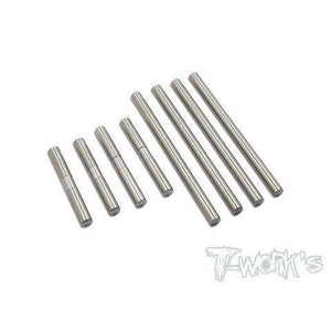 TWorks T4 Series Titanium Suspension Pin Set