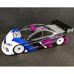 Bittydesign JP8 Touring Car Body