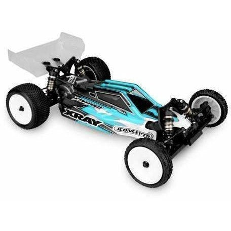 JConcepts XB2 F2 Body With Aero Wing.