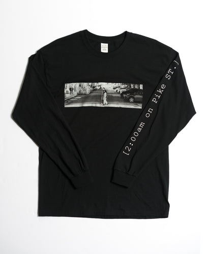 [ 2:00 am on Pike ST. ] Longsleeve