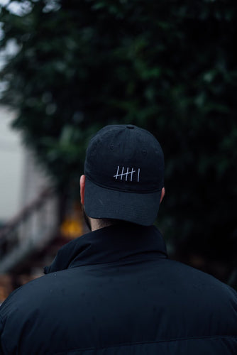 Black - 80 Bars Part 6 Hat
