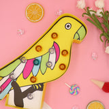 TONGER® Parrot Paper Marquee Light