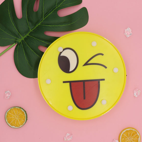 TONGER® LED Emoji cute kids night light