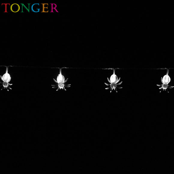 TONGER® Spider LED Plastic String Lights