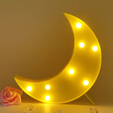 TONGER® Yellow Moon Modeling Light