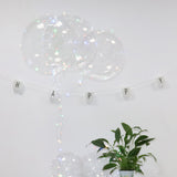 TONGER® 5pcs/Set LED Colorful BOBO Balloon Light