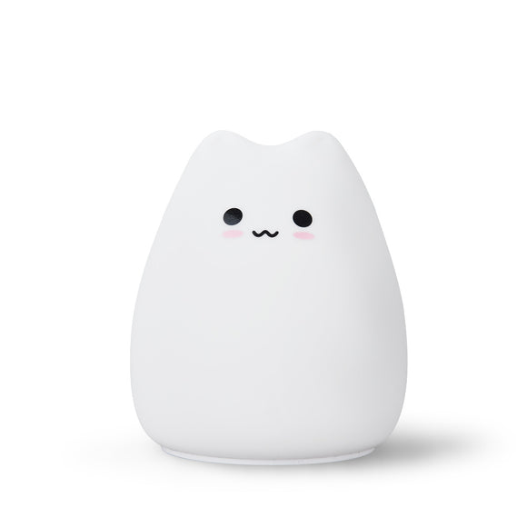 TONGER® Sweet Little Cat Silicon Light