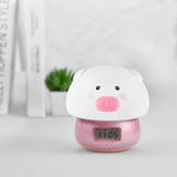 TONGER® Pig Alarm Clock With Light