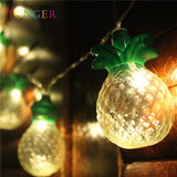 TONGER® Pineapple LED String Light