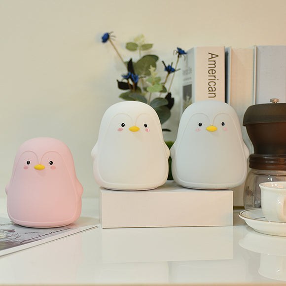TONGER® Penguin Silicon Light