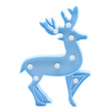 TONGER® Blue Elk LED Marquee Light
