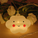 TONGER® Smile Cloud LED String Light