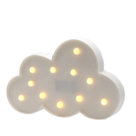 TONGER® Cloud LED Marquee Light