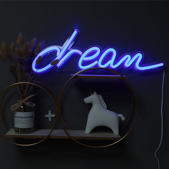 TONGER® Dream wall LED neon sign