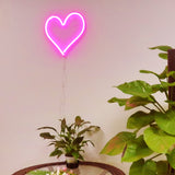 TONGER® Heart wall LED neon sign