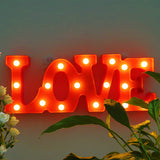 TONGER®  LOVE Marquee Light