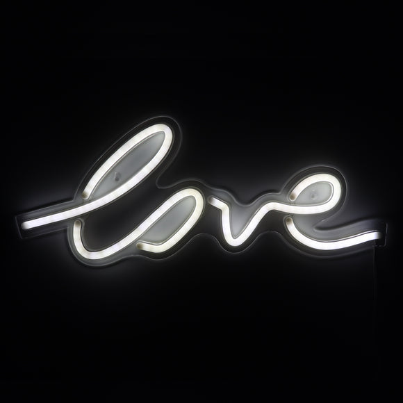 TONGER® Love wall LED neon sign