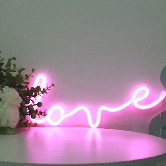 TONGER® Love Wall LED neon light