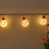 TONGER® Snowman LED String Light