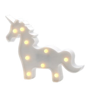 TONGER® White Unicorn Modeling Light