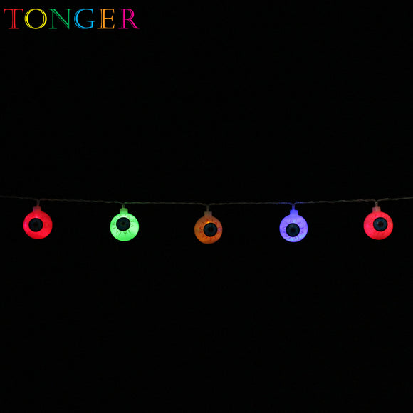TONGER® Eyeball String Light