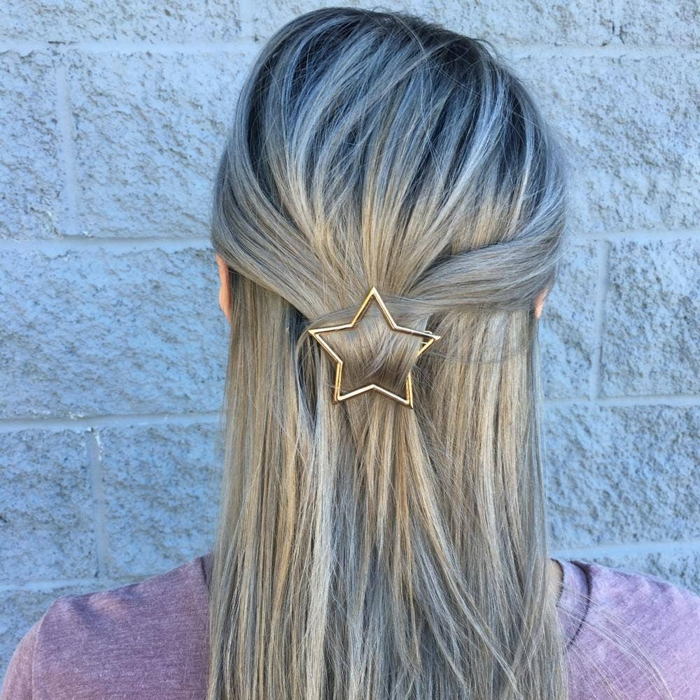 Headbands of Hope - Hair Clip Star