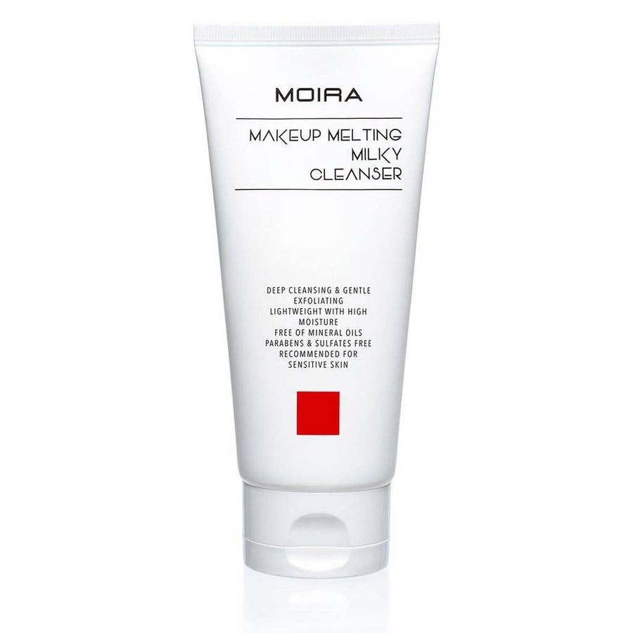 Moira Cosmetics - Cleansing Foam - Makeup Melting Milky Cleanser