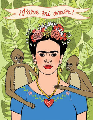 The Found - Frida Para Mi Amor Card