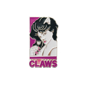 Claws Pin