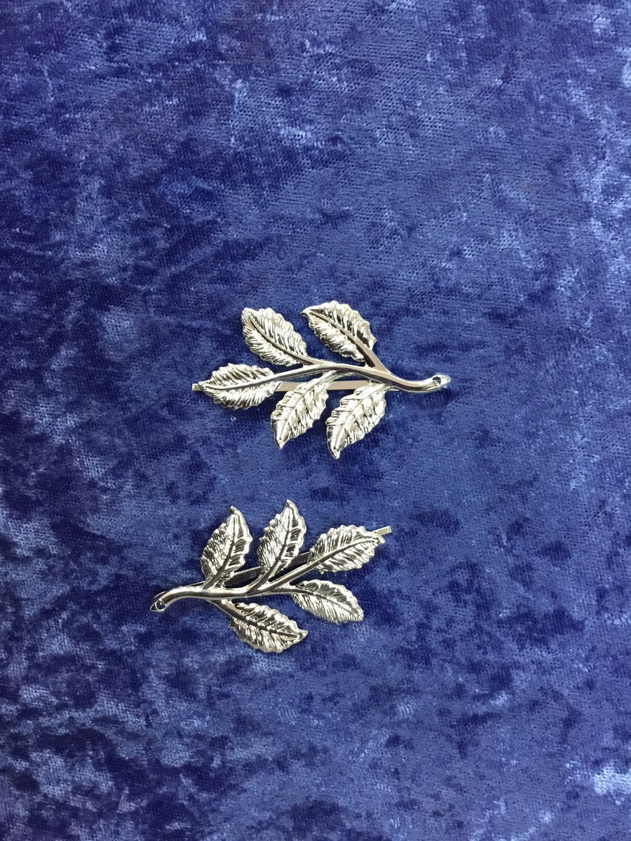 Leaf Branch Pins