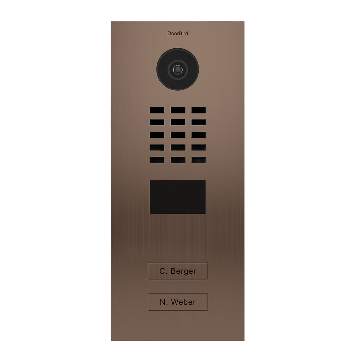 DoorBird Wireless Intercom