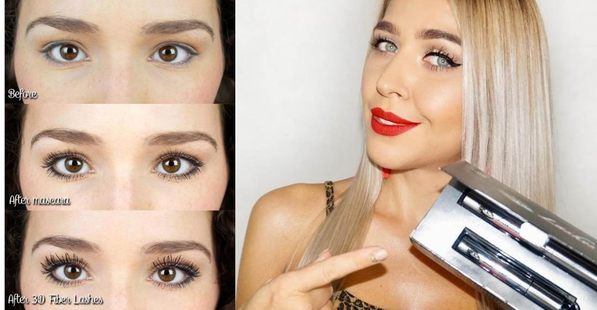 Find The Best Mascara To Make Your Lashes Goals Come True