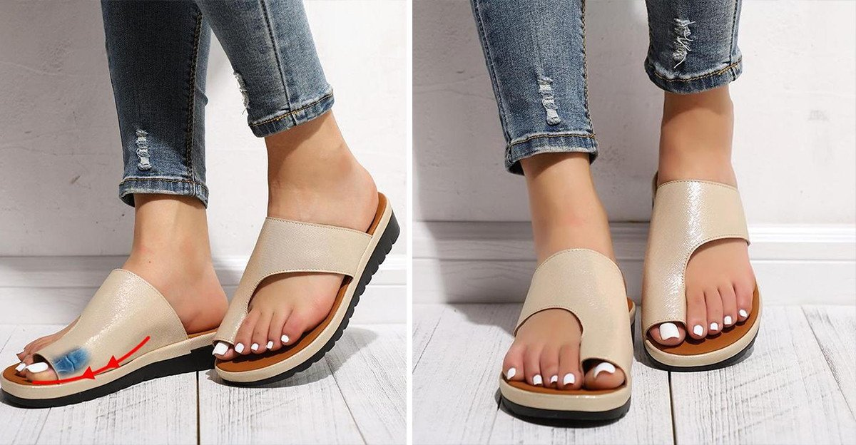 Uses and Benefits of Bunion Corrector Platform Sandals